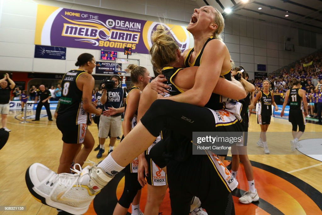 WNBL Grand Final - Game 2: Melbourne v Townsville