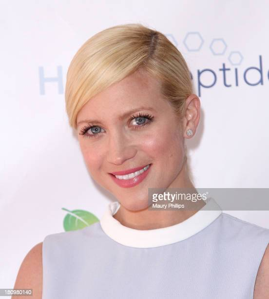 Brittany Snow arrives at SPLASH an exclusive event by Live Love Spa with special guest Brittany Snow at the Hyatt Regency Century Plaza on September...