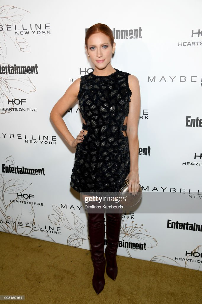Entertainment Weekly Celebrates Screen Actors Guild Award Nominees at Chateau Marmont sponsored by Maybelline New York - Arrivals