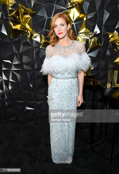 Brittany Snow attends the 2019 Netflix Primetime Emmy Awards After Party at Milk Studios on September 22 2019 in Los Angeles California