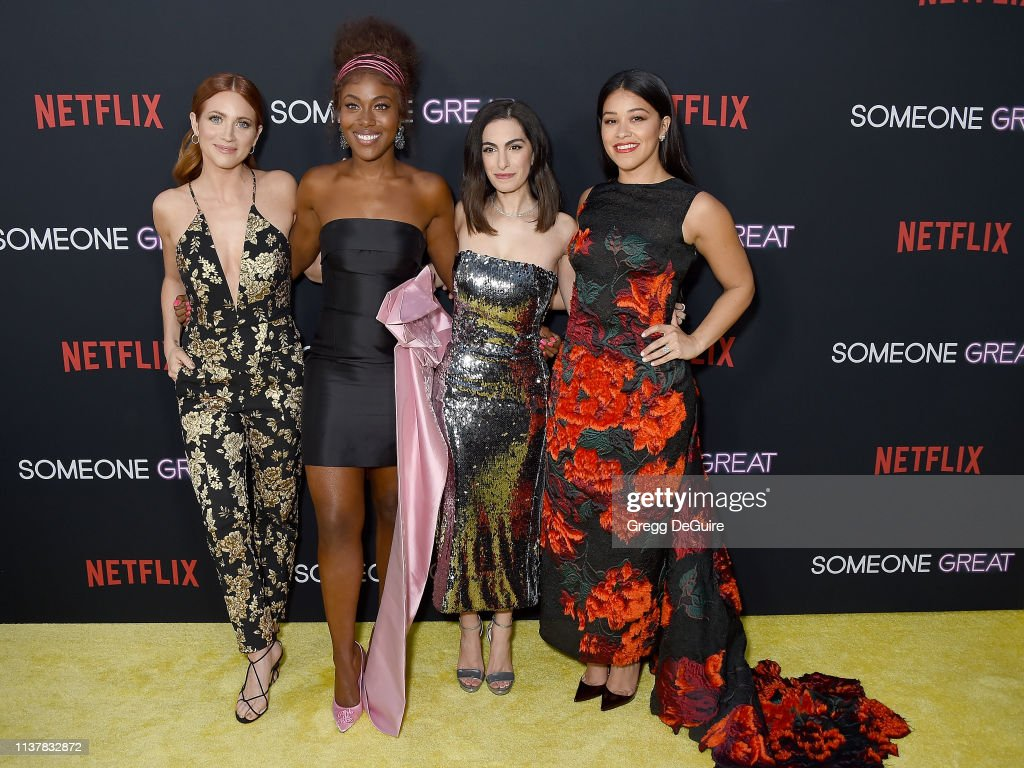 "CA: Los Angeles Special Screening Of Netflix's ""Someone Great"" - Arrivals"