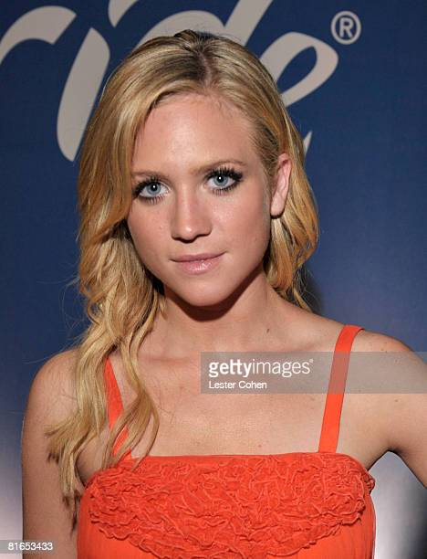 Brittany Snow joined Stride gum in celebrating the Longest Day of the Year at their Ridiculously Long Lasting Celebration which began at the Gramercy...