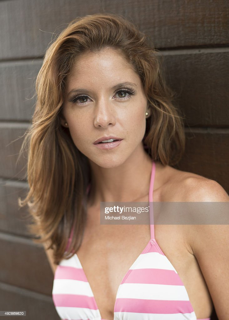 Brittany Underwood at 'The Bay The Series' New Intro Promotional Shoot on October 15, 2015 in Los Angeles, California.