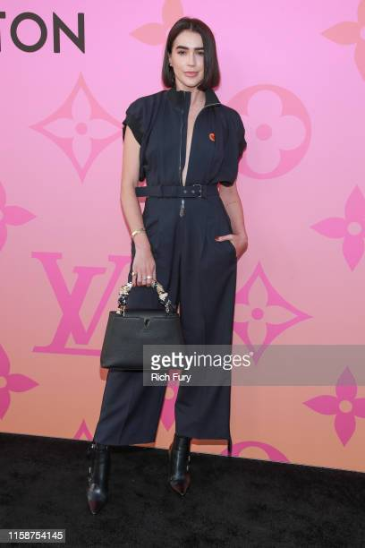 Brittany Xavier attends Louis Vuitton Unveils Louis Vuitton X An Immersive Journey on June 27 2019 in Beverly Hills California