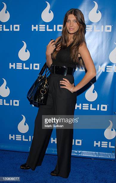 Brittny Gastineau during Helio Drift Launch Party Arrivals at 400 South La Brea in Los Angeles CA United States