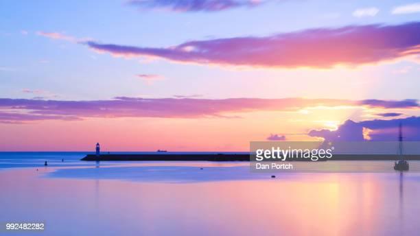 Brixham Breakwater - September Sunrise