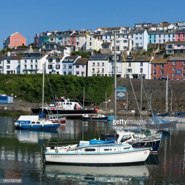 Brixham Marina, Devon.