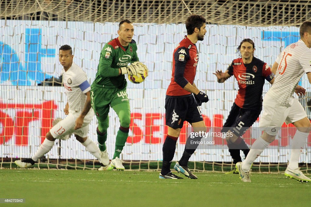 Cagliari Calcio v FC Internazionale Milano- Serie A