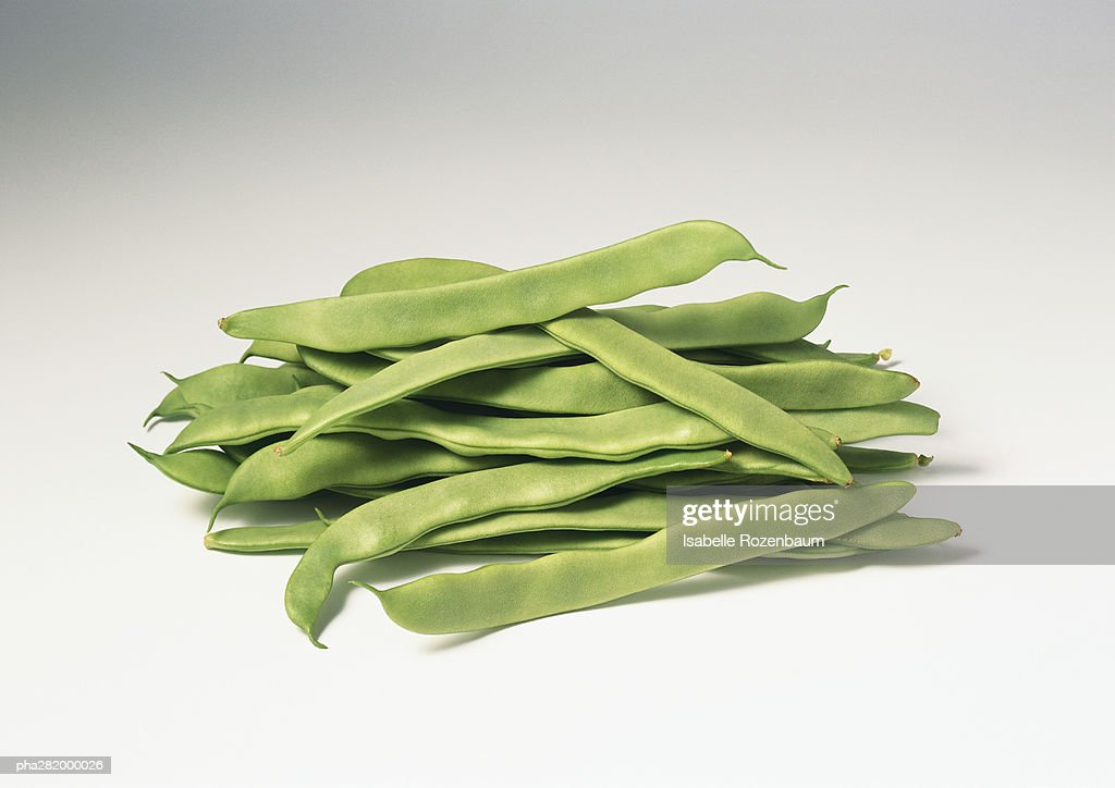 Broad beans : Stockfoto
