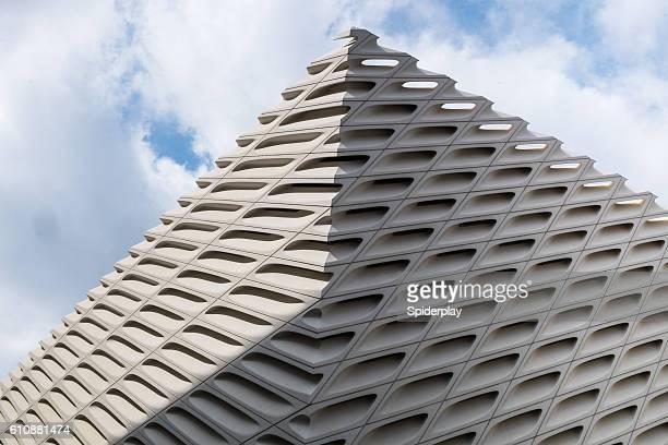 Broad Museum - Grand Avenue - Los Angeles