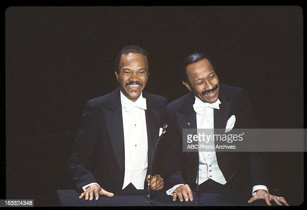 March 31 1981 BEST ORIGINAL SCORE PRESENTERS HAROLD AND