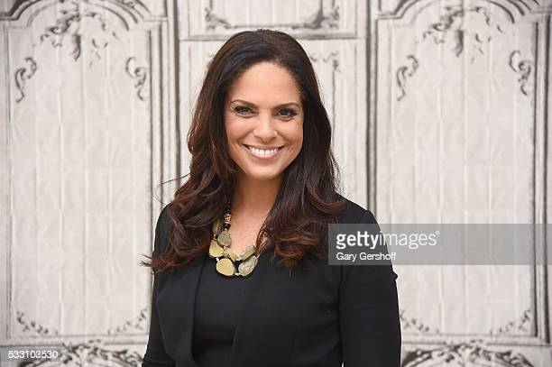 Broadcast Journalist and executive producer Soledad O'Brien discusses Soledad O'Brien Presents The War Comes Home The New Battlefront during AOL...
