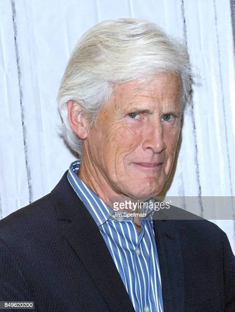 Broadcast journalist Keith Morrison attends Build to discuss Dateline NBC at Build Studio on September 19 2017 in New York City