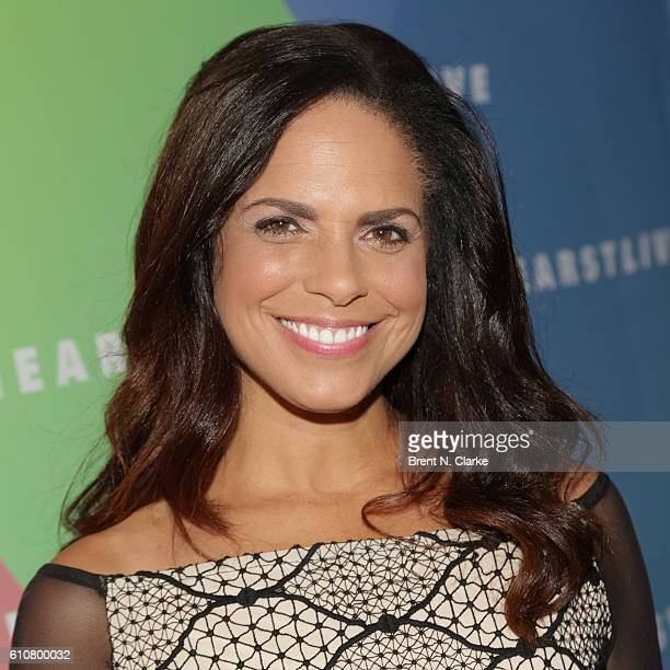 Broadcast journalist Soledad O'Brien attends the HearstLive launch event held at Hearst Tower on September 27 2016 in New York City