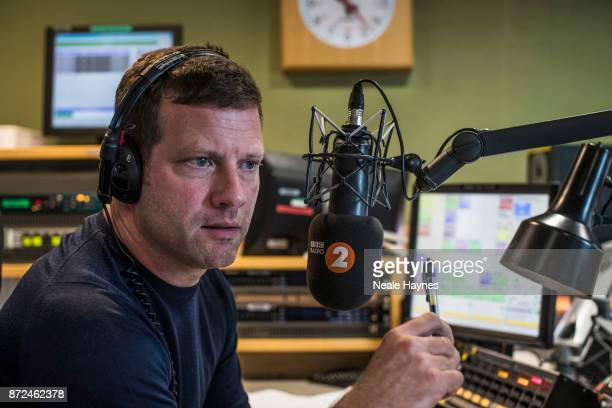 Broadcaster Dermot O'Leary is photographed for Event magazine on August 18 2017 in London England
