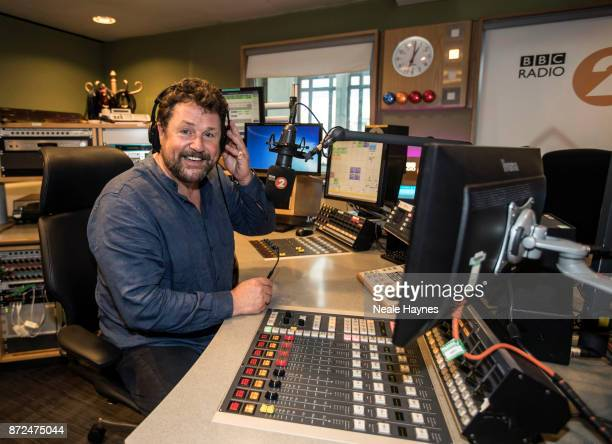 Broadcaster Michael Ball is photographed for Event magazine on July 29 2017 in London England