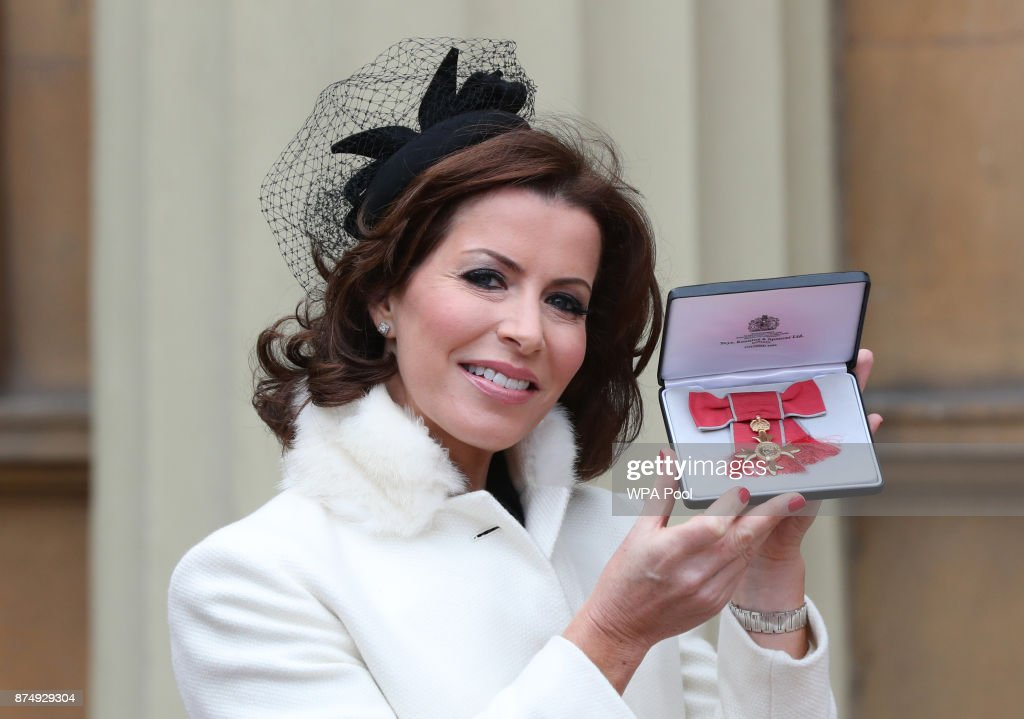 Investiture Ceremony At Buckingham Palace : News Photo