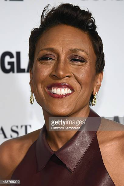 Broadcaster Robin Roberts attends the Glamour 2014 Women Of The Year Awards at Carnegie Hall on November 10 2014 in New York City