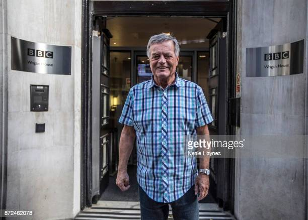 Broadcaster Tony Blackburn is photographed for Event magazine on August 18, 2017 in London, England.
