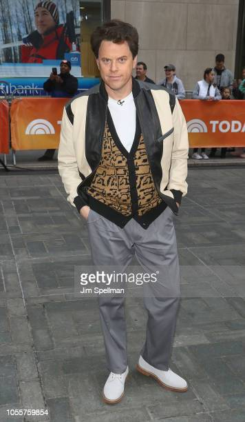 """Broadcaster Willie Geist attends the NBC """"Today"""" Halloween 2018 at Rockefeller Plaza on October 31, 2018 in New York City."""
