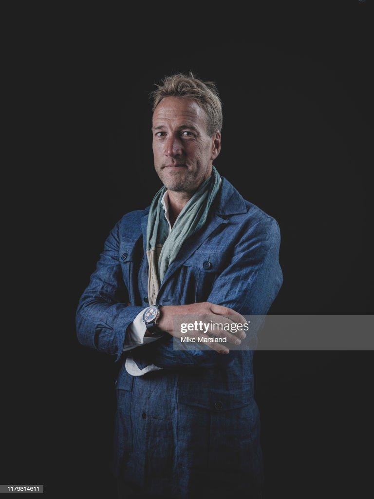 Ben Fogle, Self assignment, October 18, 2019 : News Photo