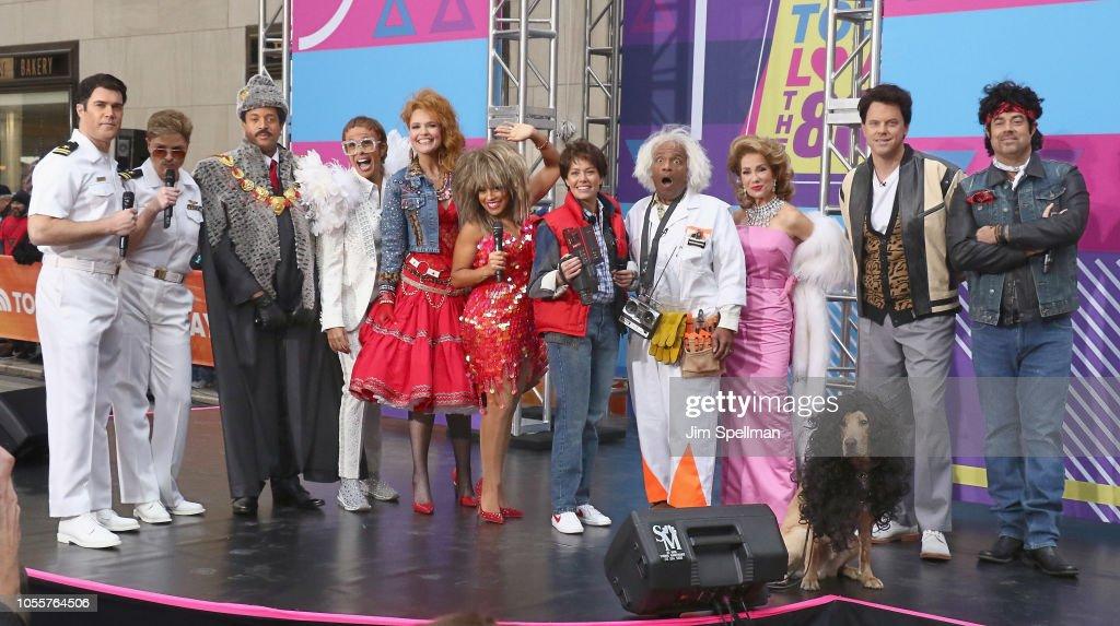 "NBC ""Today"" Halloween 2018 : News Photo"