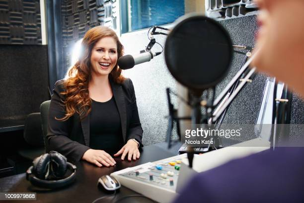broadcasting by the best in the business - recording studio stock pictures, royalty-free photos & images