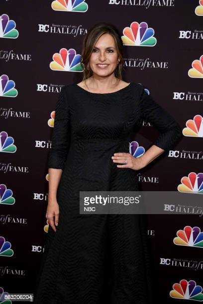 EVENTS Broadcasting Cable 27th Annual Hall of Fame Pictured Mariska Hargitay