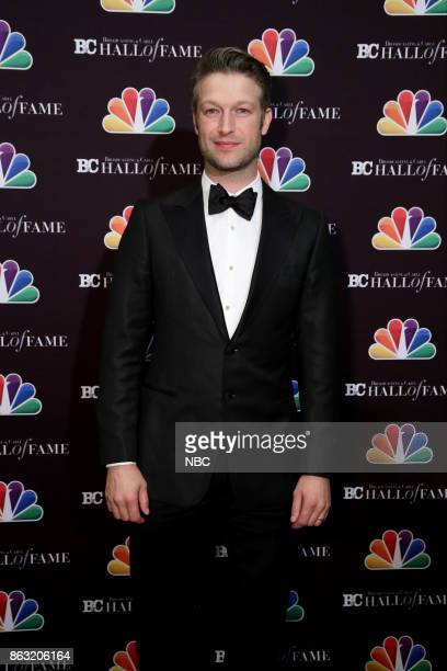 EVENTS Broadcasting Cable 27th Annual Hall of Fame Pictured Peter Scanavino