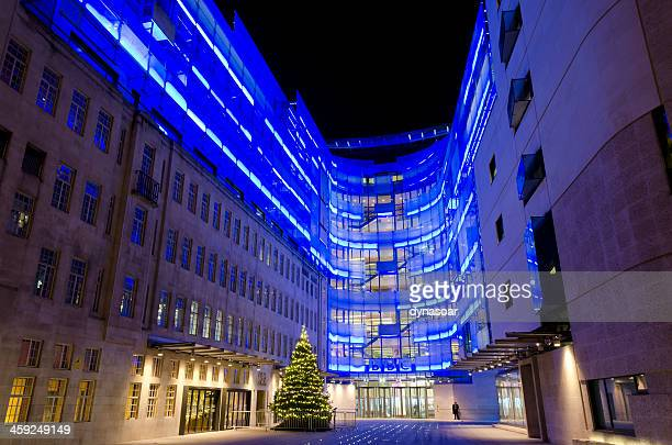 BBC Broadcasting house extension, London