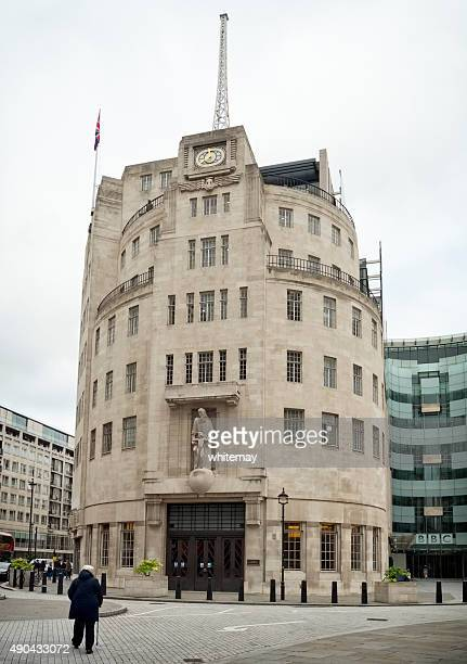 Broadcasting House, Langham Place