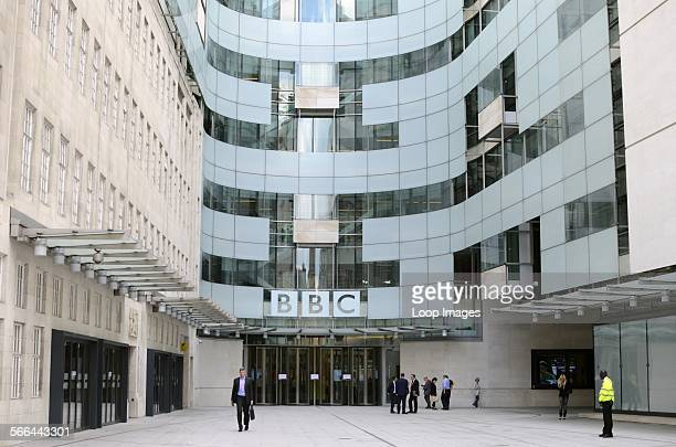 BBC Broadcasting House new East Wing at Portland Place