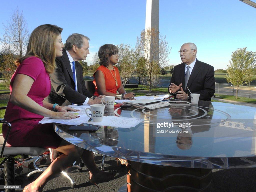 CBS This Morning - 2016