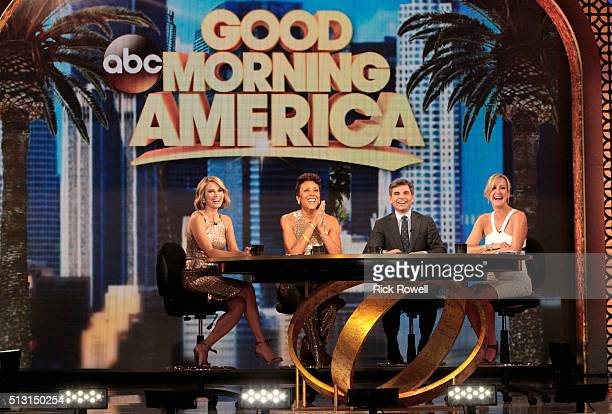 AMERICA 22916 GMA broadcasts live from Los Angeles for the annual PostOscar show with highlights and recaps from some of the night's big winners Good...