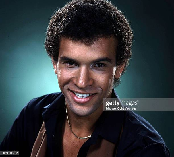 Broadway Actor Brian Stokes Mitchell poses for a portrait in circa 1980
