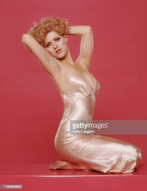 Broadway Actress Bernadette peters poses for a portrait in 1979 in Los Angeles, California.