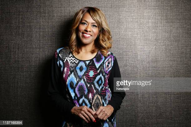 SYDNEY NSW Broadway actress Jennifer Holliday poses during a photo shoot in Sydney New South Wales