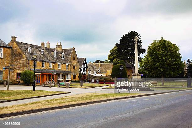 Broadway, Cotswold, England.