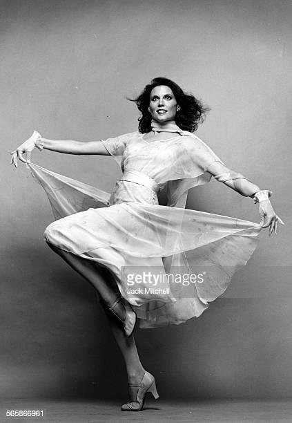 Broadway dancer Ann Reinking 1981 Photo by Jack Mitchell/Getty Images