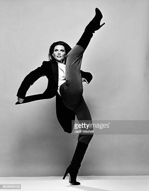 Broadway dancer Ann Reinking 1982