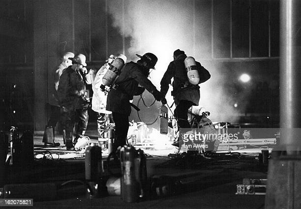 MAY 17 1978 MAY 19 1978 Broadway Elec short causes fire