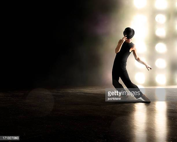 broadway performer - dancing stock photos and pictures