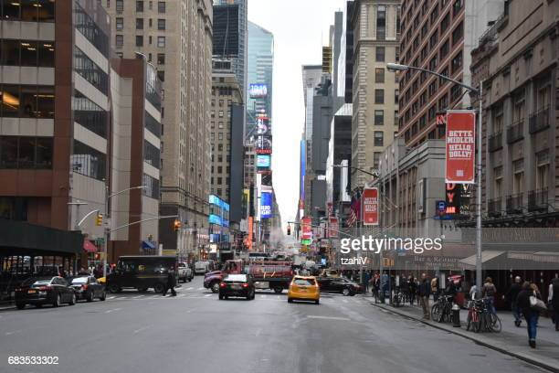 Broadway Street New York