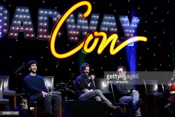 BroadwayCon 2016 at the Hilton Midtown on January 24 2016 in New York City
