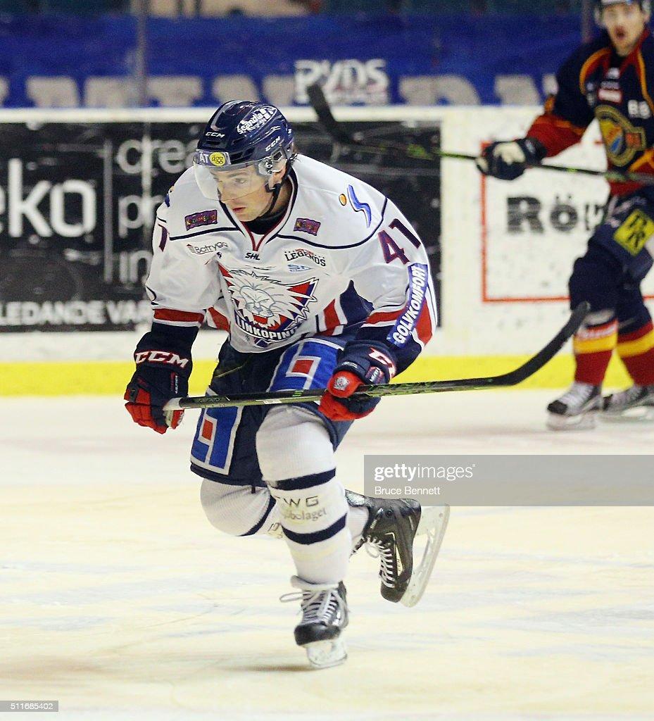 Djurgarden Hockey v Linkoping HC : News Photo