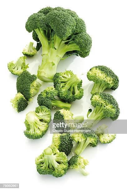 'Broccoli, close-up'