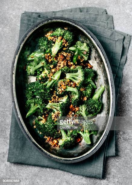broccoli - crucíferas - fotografias e filmes do acervo