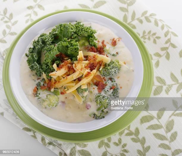 broccoli soup - svetlana stock photos and pictures