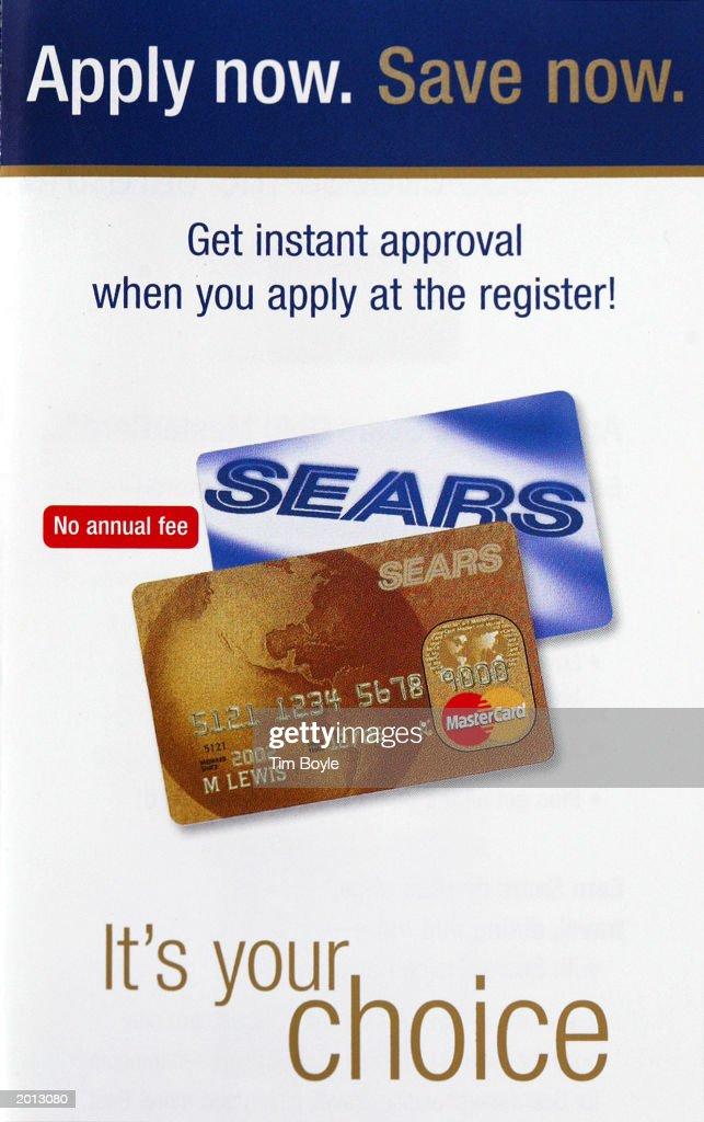 Famous Sears Business Credit Card Photos - Business Card Ideas ...