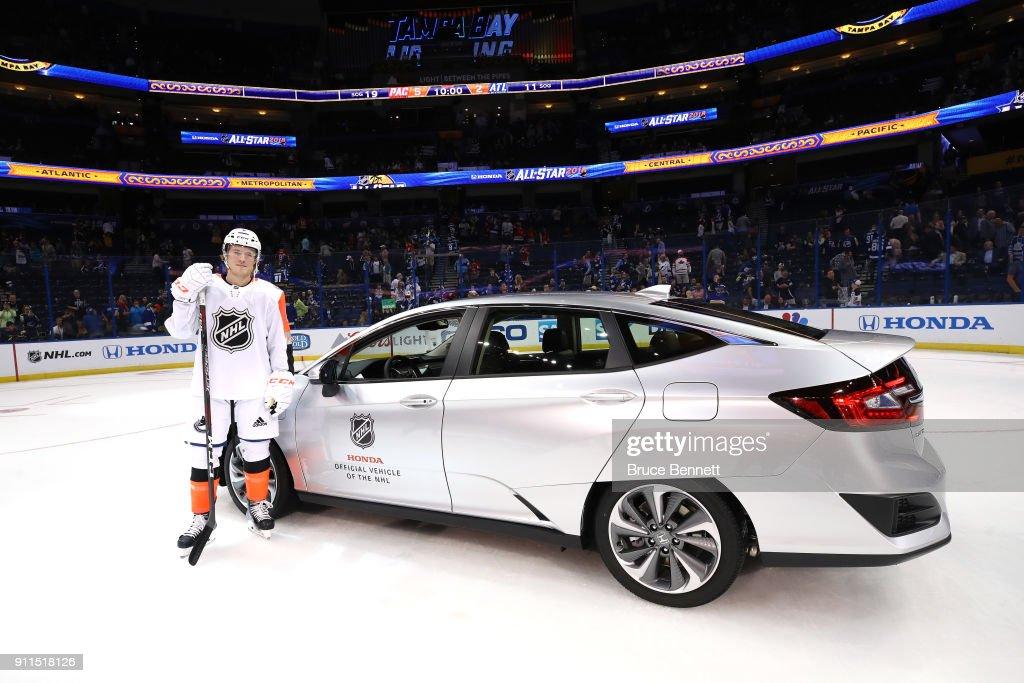2018 Honda NHL All-Star Game - Atlantic v Pacific : News Photo